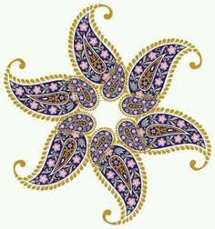 buta figuru Motif Design, Paisley Design, Paisley Pattern, Pattern Art, Paisley Print, Pattern Design, Paisley Stencil, Paisley Flower, Motifs Islamiques