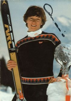 Annemarie Moser-Pröll, 1980 downhill skiing champion