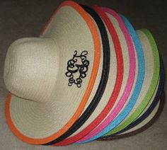 bb18494690a49 Marley Lilly floppy derby hat  I love these sun hats for summer!! I