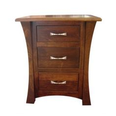 Bedroom Woodbury Nightstand Frontier Furniture Amish