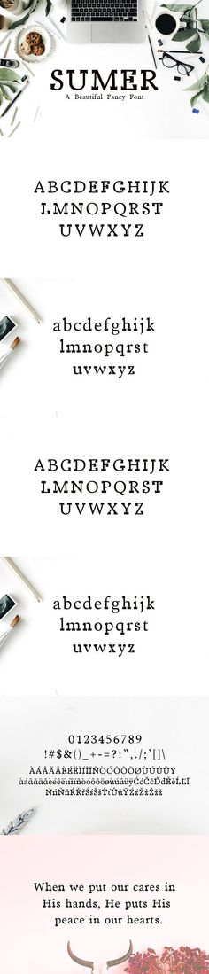 Sumer Fancy Font Family. Best Fonts