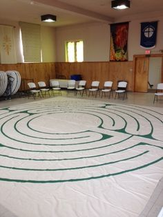 Portable labyrinth