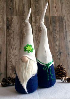 GNOME Tomte St. Patrick de Trébol y