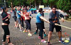 Entrenamiento en el Bosque de Tlalpan. #FunctionalFitness #SiTeCansasSigues