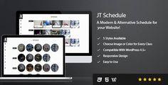 cool JT Schedule (Calendars)