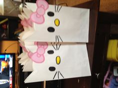 Hello Kitty Gift bags loot bags