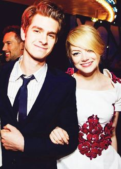 Andrew and Emma are secretly dating