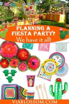 Tropical Fiesta Tropical Bachelorette Wooden Cutlery Fiesta Cutlery Tropical Birthday Cinco de Mayo Luau Party Fiesta Party Supplies