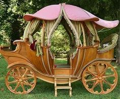 Take My Money - Fairy Tale Coach Bed $19,587.44