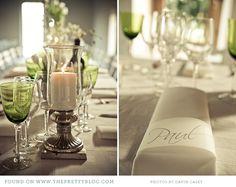 modern white  green barn wedding#Repin By:Pinterest++ for iPad#