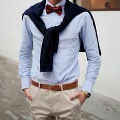 Bow tie -up!