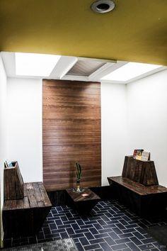 IMG 9006 533x800 Reception Hall Stilo Creativo con Palets en pallet oficina de arquitectura de palets con vestíbulo de recepción Pallets Pallets pared Arquitectura con Paletas