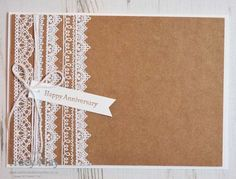 Delicate Details by Stamping' Up! Dream Theme Blog Hop Tracy May