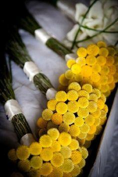 down-this-aisle: bridesmaid bouquets.