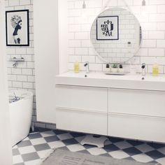 Ikea godmorgon floating vanity x 2 UMA CASA NORUEGUESA COM CERTEZA - Fashionismo