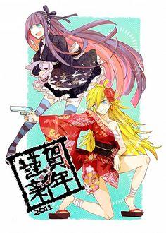 Panty and Stocking With Garterbelt Mobile Wallpaper - Zerochan Anime Image Board Manga Anime, Manga Girl, Anime Art, Anime Girls, I Love Anime, Me Me Me Anime, Panty And Stocking Anime, Chibi, Kawaii