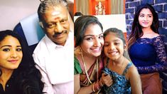 Vijay Tv Serial Nenjam Marappadhillai Sharanya Family Photos/Sharanya Tu...