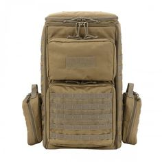 The Voodoo Tactical 2 Tier Pack is an extremely versatile backpack that's been designed to organize and protect your gear. It works great as a tactical pack, camera pack, or everyday carry pack. Tactical Packs, Molle Gear, Voodoo Tactical, Assault Pack, Range Bag, Duty Gear, Utility Pouch, Earmuffs, Rpg