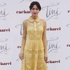 Martina Stoessel attends premiere of Tini: El Gran Cambio De Violetta in Madrid (544573)