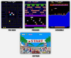 MAME under MacOS X - play retro games at home!