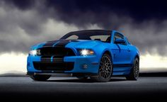 2013 Ford Mustang Shelby GT500:  662 hp, 631 ft pounds of torque!  Owning the modern muscle car market.