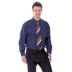 Uneek Range Long Sleeve Formal Shirt   #polorepublica #elo #exportleftovers