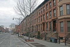 PARK SLOPE BROOKLYN BROWNSTONES - http://www.brownstonechimney.com