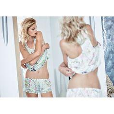 Pyjama, Spitze