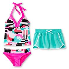 Malibu Dream Girl Check 1 2 One Piece Swimsuit And