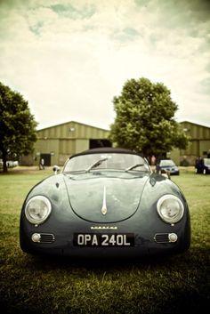 Luxury & sports car rentals from Auto Europe Porsche 356 Roadster classic car Luxury Sports Cars, Cool Sports Cars, Sport Cars, Cool Cars, Lamborghini, Bugatti, Ferrari, Porsche 918 Spyder, Porsche 356 Speedster