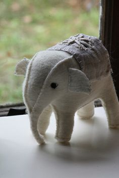 elephant by little love blue, via Flickr