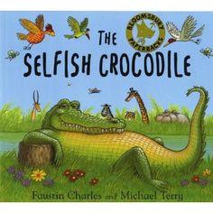 Citizenship. EDEE 653 Book Blog: Kindergarten Social Studies: Children as Citizens: Book 13: The Selfish Crocodile
