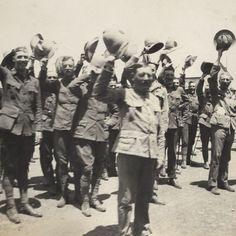 Boer war. The Scottish Rifles.