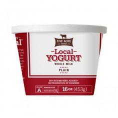 Plain Yogurt 16 oz