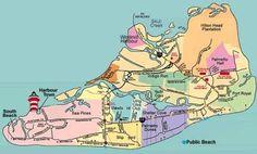 Hilton Head Island maps.