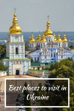 A mini guide to the best places to visit in Ukraine, the most overlooked, safe and misunderstood country in Europe.