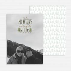 Mountain Christmas Cards.30 Best Country Christmas Card Ideas Images In 2017