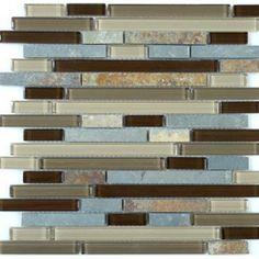 Glass & Slate GS16 Mosaic