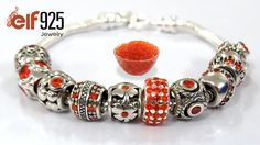 Sterling silver beaded #bracelet looks like delicious #caviar, isn't it? Silver jewelry from Thailand manufacturer, direct prices.