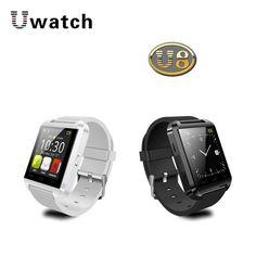 U8 smart watch bluetooth uhr armbanduhr smartwatch digitale sportuhren für apple ios android phone wearable elektronische //Price: $US $12.99 & FREE Shipping //     #clknetwork
