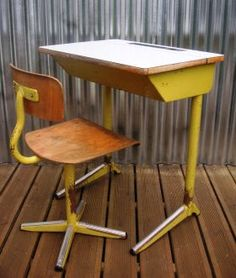 54 best school desks images old school desks vintage school desks rh pinterest com