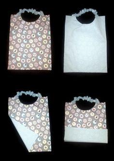 serviette de table élastiquée ou serviette de cantine réversible pour la rentrée des classes des enfants : Cuisine et service de table par babanou84