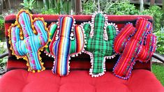 Mark Montano: No Sew Cactus Pillows