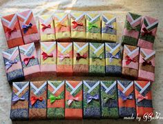 Hanbok party favor boxes -- really cute idea for dol (Korean birthday) parties First Birthday Traditions, First Birthday Favors, Baby First Birthday, First Birthday Parties, First Birthdays, Birthday Ideas, Korean Crafts, Korean Birthday, 100 Day Celebration
