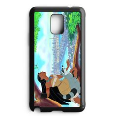 Disney Princess Pocahontas Movie Samsung Galaxy Note 5 Edge Case