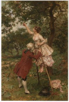 Фредерик Генри Kaemmerer ( Гаага , 23 октября 1839 - Париж , 4 апреля 1902 ), голландский художник.