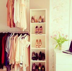Shoe shelf ideas