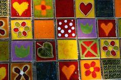 charis / obkladačky Boho Style, My Style, Boho Fashion, Cube, Toys, Painting, Art, Little Cottages, Kunst
