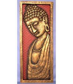 buddha carving - bali