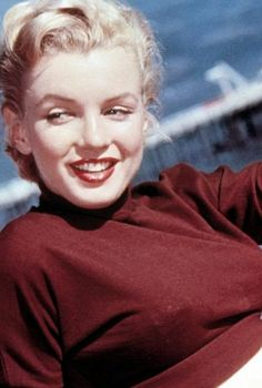 J.R Eyerman Shot This Photo Of Marilyn Monroe.